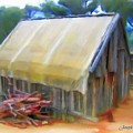 Do-00069 Small Hut by Digital Oil