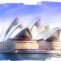 Do-00109 Opera House by Digital Oil