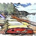 Do-00124 Tender Boats by Digital Oil