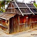 Do-00129 Old Cottage by Digital Oil