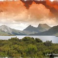 Do-00140 Cradle Mountains by Digital Oil