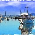 Do-00231 Hvk Boat Gosford by Digital Oil