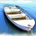 Do-00269 Boat In Killcare by Digital Oil