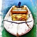Do-00277 Boat In Hardys Bay by Digital Oil