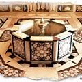 Do-00323 Old Bath Fountain by Digital Oil