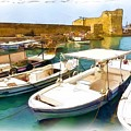 Do-00350 Byblos Port by Digital Oil