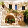 Do-00374 Old Building In Deir El-kamar by Digital Oil