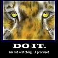 Do It Motivational by Darren Cannell