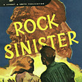 Doc Savage Rock Sinister by Conde Nast