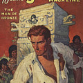 Doc Savage The Man Of Bronze by Conde Nast
