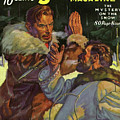 Doc Savage The Mystery On The Snow by Conde Nast