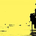 Dock And Ducks by Ian  MacDonald