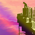 Dock by Ian  MacDonald