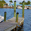 Dock In The Keys by Kylee S