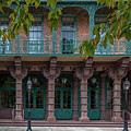 Dock Street Theatre In Charleston South Carolina  by Dale Powell