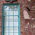 Dock Street Window by Dale Powell
