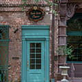 Dock Street Theatre Side Door by Dale Powell