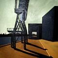 Dockland  Shadows by Bethwyn Mills