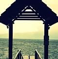 Dockside  by Bill Hamilton
