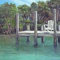 Dockside by Judy Scott