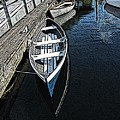 Dockside Quietude by Tim Allen