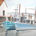 Dockside by Scott Easom
