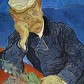 Doctor Paul Gachet by Vincent Van Gogh