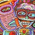 Dod Art 123it by Sandra Silberzweig