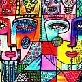 Dod Art 123ito by Sandra Silberzweig