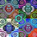 Dod Art 123jook by Sandra Silberzweig