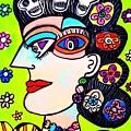 Dod Art 123uioo by Sandra Silberzweig