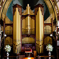 Dodd Pipe Organ Kent Town Adelaide by Jenny Setchell