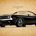 Dodge Challenger by Mark Rogan
