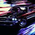 Dodge Challenger Rt 1970 by Andrea Mazzocchetti