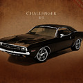 Dodge Challenger Rt by Mark Rogan