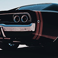 Dodge Charger - 04 by Andrea Mazzocchetti