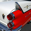 Dodge Coronet Tail Fin by Jill Reger