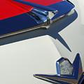 Dodge Custom Royal Hood Ornament by Jill Reger
