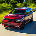 Dodge Durango Srt 2018 by Alice Kent