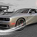 Dodge Hellcat by Randy Harris