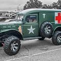 Dodge Power Wagon by Tony Baca
