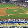 Dodger Stadium by Jenny Revitz Soper