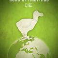Dodo Of Mauritius by Moira Risen