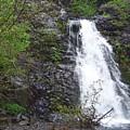 Dog Creek Falls 2 by Charles Robinson