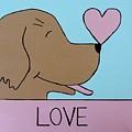 Dog Love by Sean Brushingham