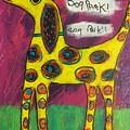 Dog Park Dog Park Dog Park by Helvi Smith