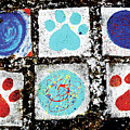 Dog Paws by Char Szabo-Perricelli