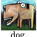 Dog Poster by Tim Nyberg