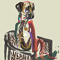 Dog Scoop by Go Van Kampen