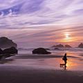 Dog Walker by Steven Clark